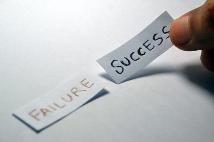 Kết quả hình ảnh cho don't live with failure