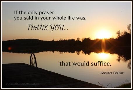 Kết quả hình ảnh cho Meister Eckhart quote about gratitude